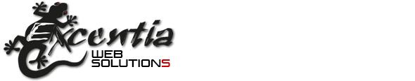 EXCENTIA – Web Solutions Logo